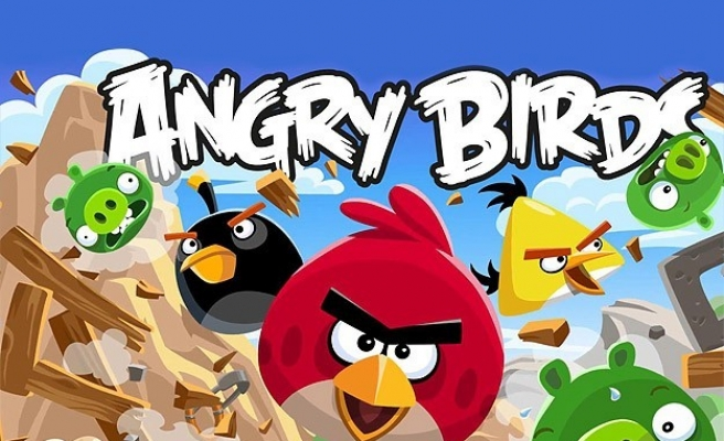 Sony Pictures to film Angry Birds movie