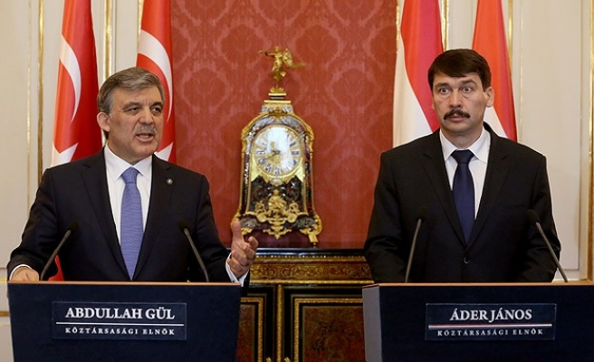 Turkish president calls for Hungarian invesments