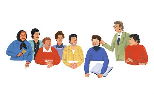 Google honors Turkish director's 85th birthday with doodle