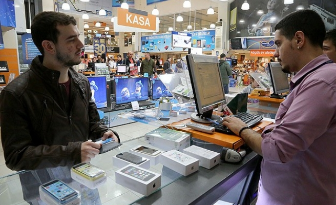 Turkey imports 16m mobile phones in 2013