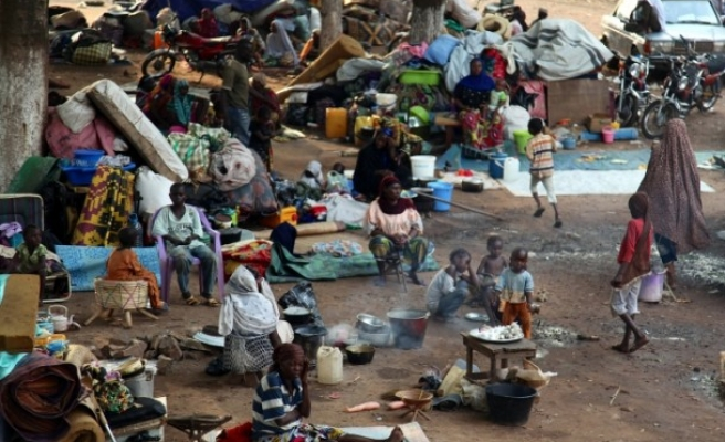 Rains bring further misery for C.Africa, S.Sudan refugees