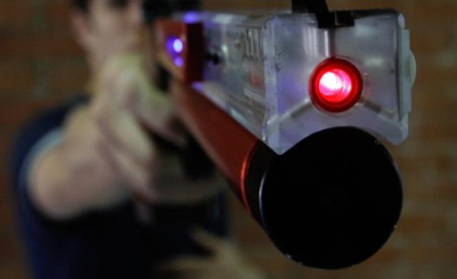 US navy to introduce hypersonic electric and laser guns