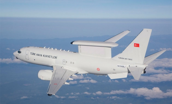 Turkey to have its first early warning aircraft