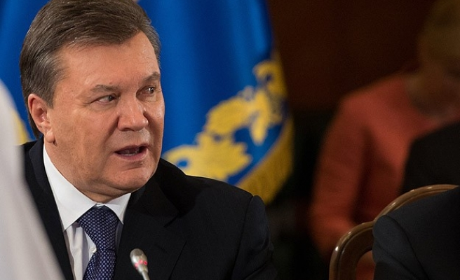 Ukraine president announces early elections
