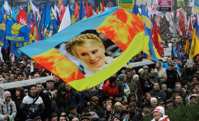 At cradle of Revolution, doubts about Ukraine's leadership