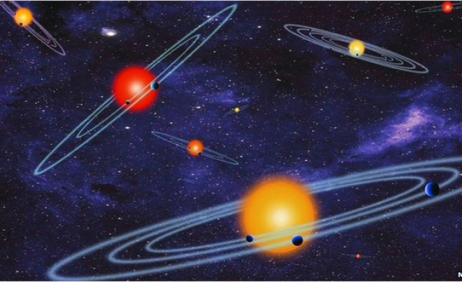 715 new planets discovered outside of solar system