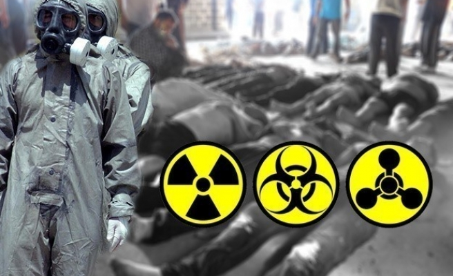 Syria's chemical weapons wild card: chlorine gas