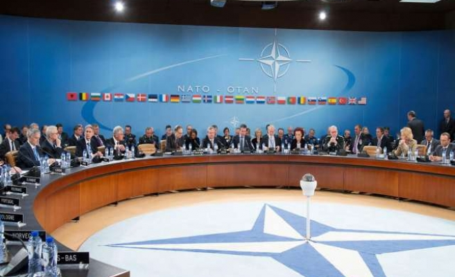 NATO says Russia risks destabilizing Europe but no action