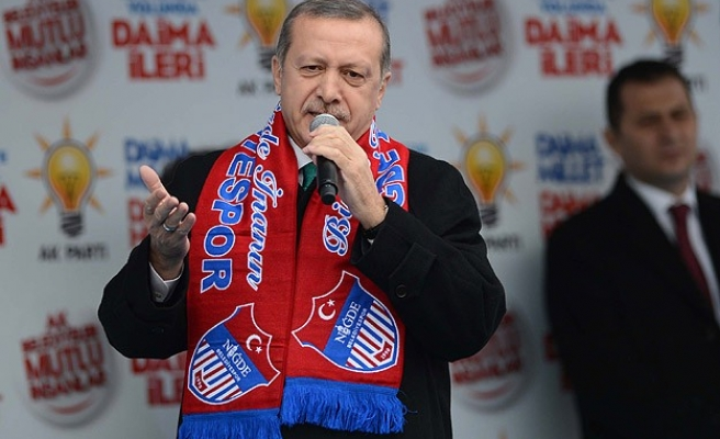 Turkish PM warns of provocation in local elections