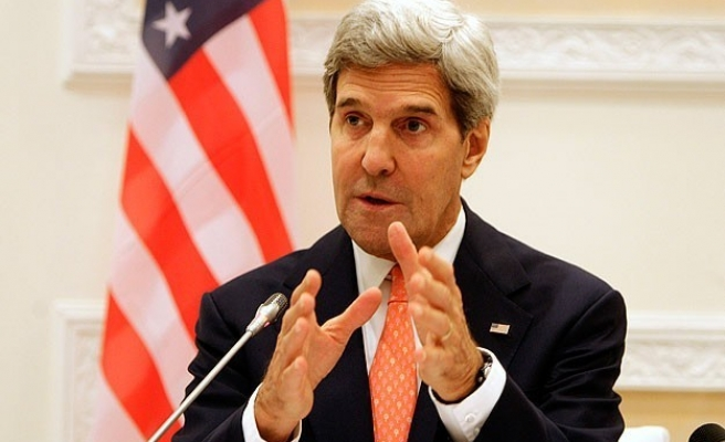 Kerry says will decide shortly on resuming aid to Egypt