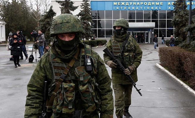 How Russian, Ukrainian forces stack up