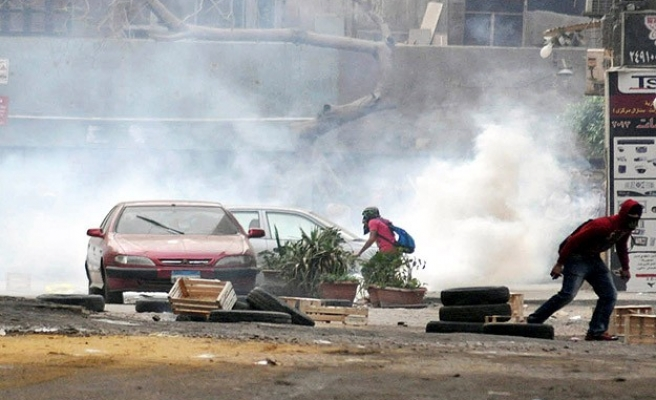 8 shot dead in Egypt anti-coup protests