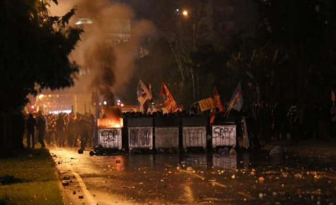 Teenager's death sparks unrest in cities across Turkey