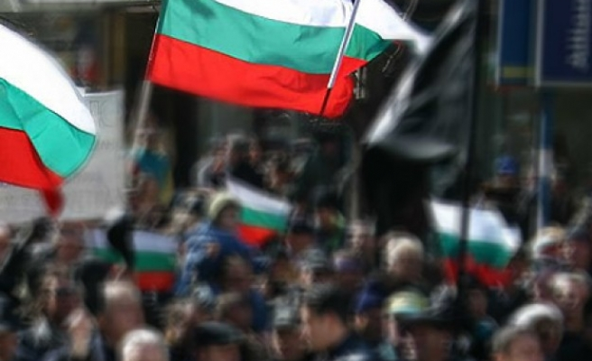Bulgarian nationalist leader charged with hooliganism