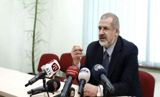 Crimean Tatar leader appeals to Obama