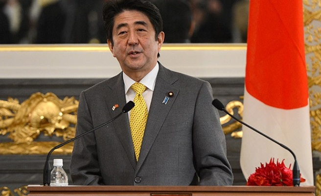 Japan PM talks to U.S. Vice President about Ukraine, trade