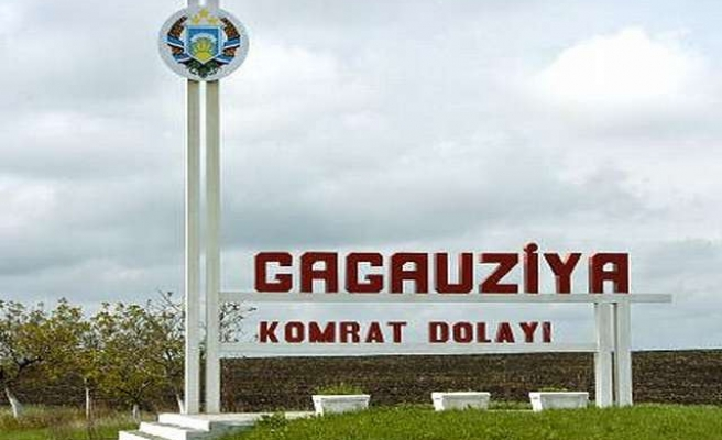 Turkey 'expresses support' to the people of Gagauzia