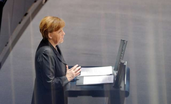 Merkel rules out military intervention over dispute in Ukraine