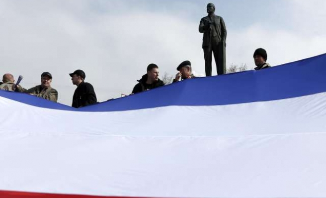 Confrontation in Ukraine as diplomacy stalls