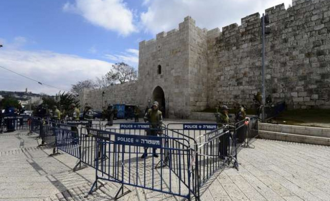 Two Jews arrested over Aqsa posters