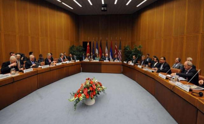 Six powers meet in Brussels to fine-tune Iran talks strategy