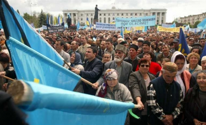 Turkey working to secure Crimean Tatar rights