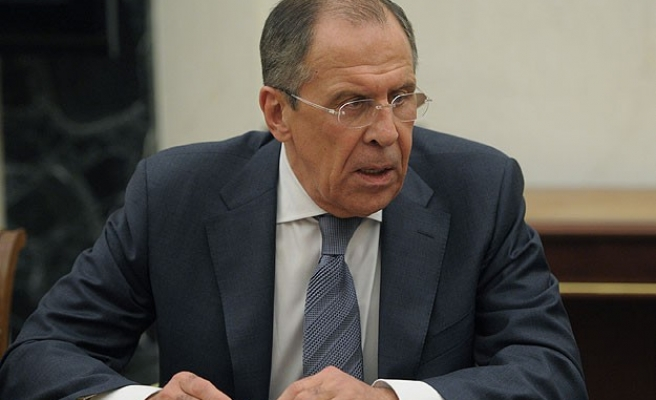 Lavrov: Russia supplying weapons to Iraq, Syria