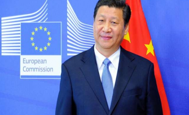 China restates opposition to sanctions on Russia