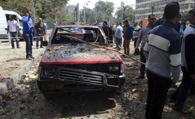 Two senior police officers killed in Egypt car bombing
