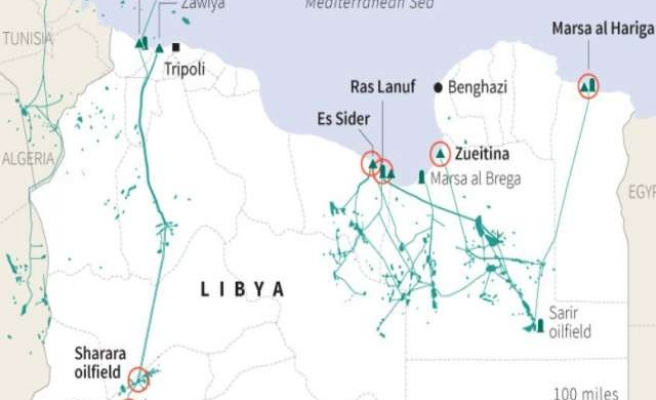 Libyan oil port Zueitina to re-open after damage assessed