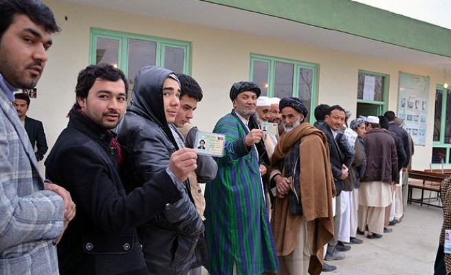 Afghanistan completes election audit in step toward new president