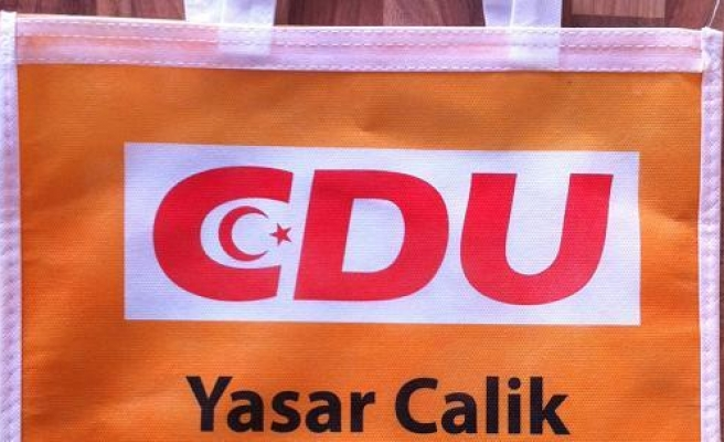 Germany council election candidate told to remove Turkish symbol from CDU logo
