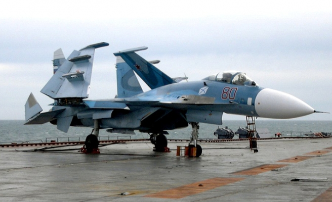 Russian aircraft 'entered Ukraine airspace'
