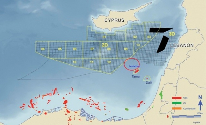 Turkey, Israel and Greece 'key' to Levant resources