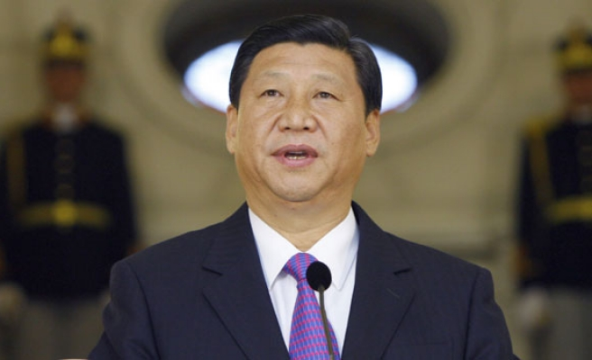 China president says risks to economy 'not that scary'