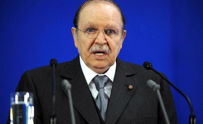 Algeria's Bouteflika sworn in for fourth term- UPDATED
