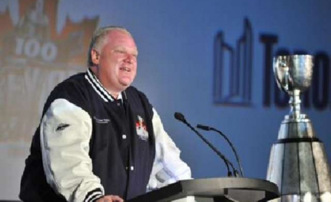 Toronto Mayor Ford takes leave to deal with alcohol problem