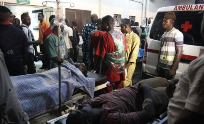 5 killed in Nigeria's Kano suicide bombing