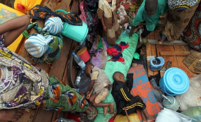 Looting follows evacuation of Muslims from C.African capital- UPDATED