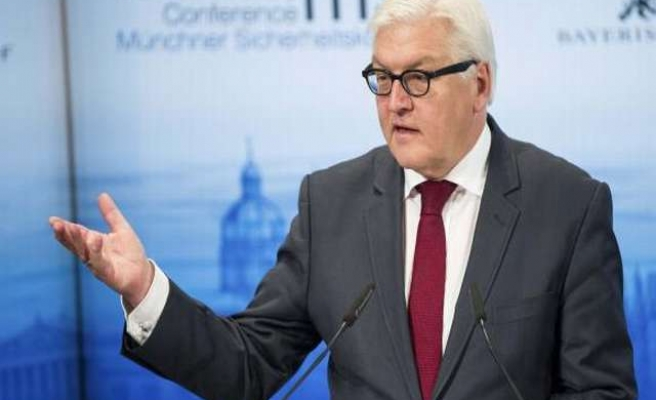 Germany welcomes Putin's 'constructive tone' on Ukraine