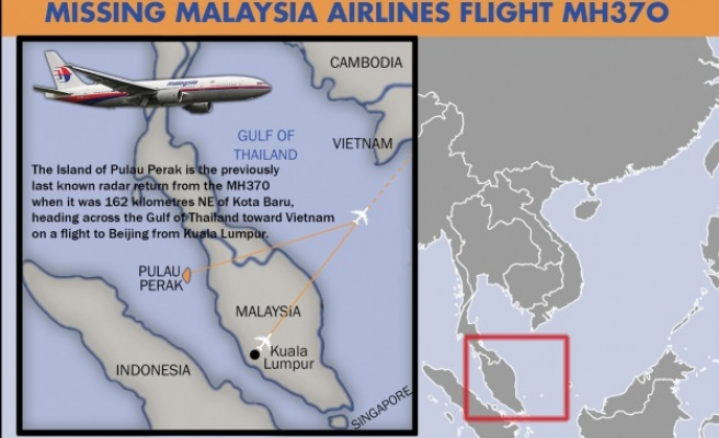 Governments pledge won't give up search for Malaysia Airlines jet