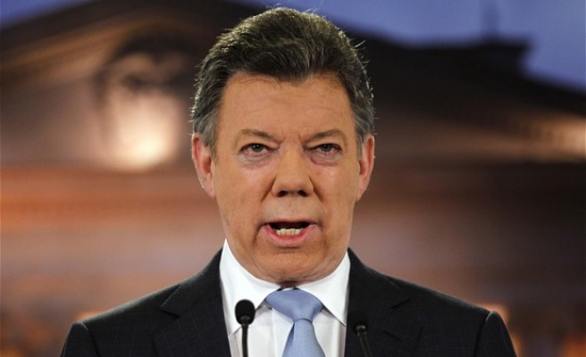 Colombia president's election strategist quits over bribe claim
