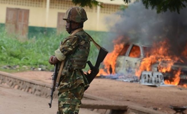 At least 28 killed in fighting in Central African Republic