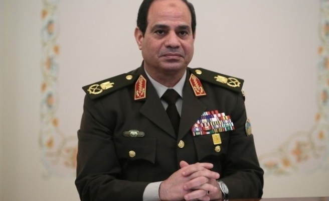 Israeli leaders congratulate Egypt's Sisi for his victory
