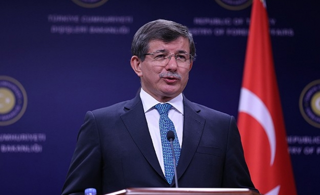 Turkish FM Davutoglu: Jerusalem is Palestinian land