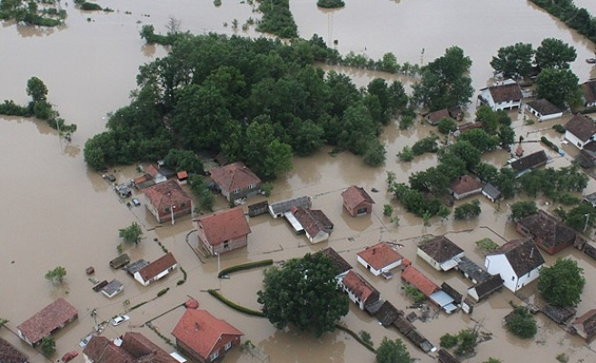 Bosnia faces 2 billion euro bill for floods