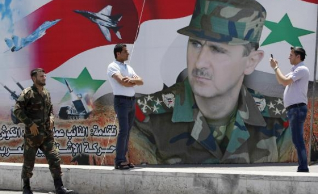 For Assad, U.S. plan will weaken one foe but bolster others