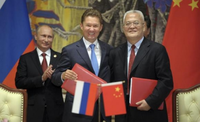 Gazprom CEO says China gas deal will affect European market