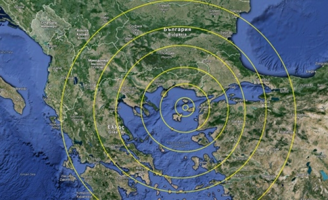 Huge earthquake rocks Turkey and Greece-UPDATED