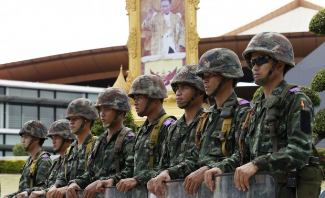 Thailand army on 'high alert' after Myanmar clashes